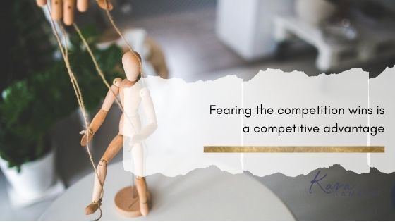 earing your competitor as a competitive advantage in small business