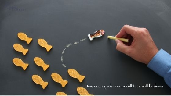 courage core small business skill