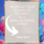 Feel secure in small business