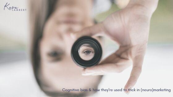 cognitive bias neuromarketing